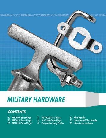 military hardware