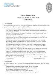 R. Angst - Joh 1.1-18