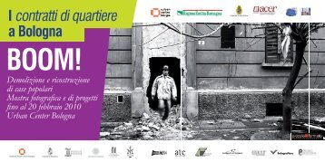 cartolina urban boom gennaio3.indd - Urban Center