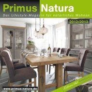 Kiefer massiv - Primus Natura