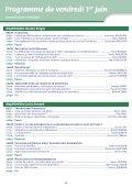 Programme du samedi 2 juin - Mapar - Page 4