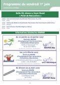 Programme du samedi 2 juin - Mapar - Page 5