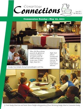 June 2011 - Conestoga Mennonite Church