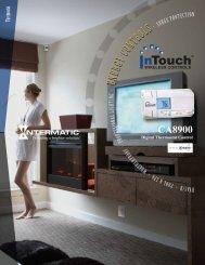 WIRELESS CONTROLS Digital Thermostat Control - SmartHome ...