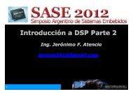 Introducción a DSP