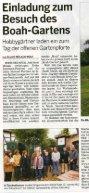 Einladung zum Besuch - Hof Tüschenbonnen - Seite 2