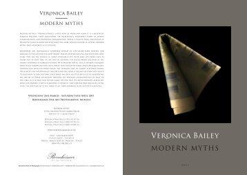 MODERN MYTHS - Veronica Bailey