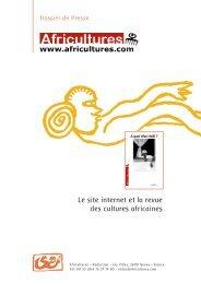 Le site internet et la revue des cultures africaines - Africultures