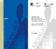 Download the programme (.pdf) - Arcipelago