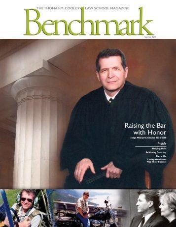 Judge Michael F. Skinner 1952 - 2010 - Thomas M. Cooley Law ...