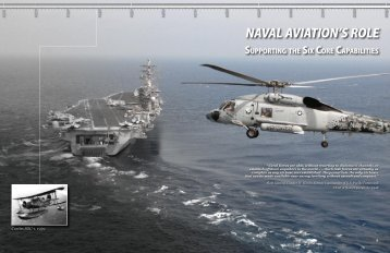 NAVAL AVIATIoN's RoLE - NAE - U.S. Navy