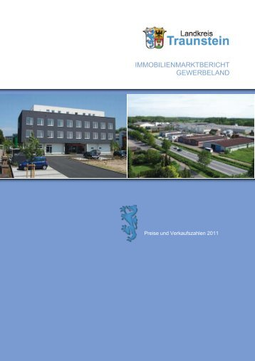 Immobilienmarktbericht 2011 - Bayern