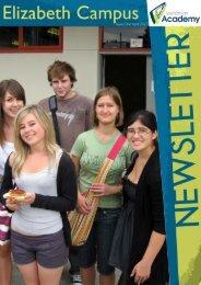 Issue One April 2010 - Tasmanian Academy