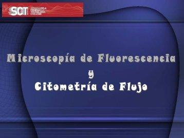 Microscopía y Citometría de flujo (SEMYC)