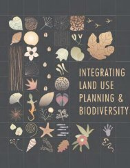 Integrating Land Use Planning and Biodiversity - Defenders of Wildlife