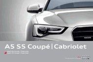 A5 S5 Coupé   Cabriolet