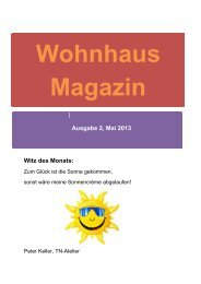 Wohnhaus-Magazin, Ausgabe 2