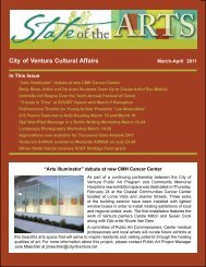 City of Ventura Cultural Affairs