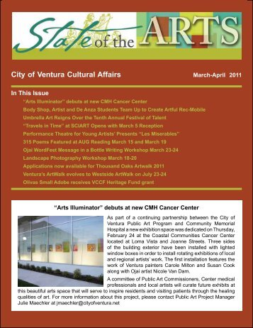 City of Ventura Cultural Affairs