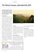 pro natura lokal - Pro Natura Aargau - Seite 4