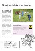 pro natura lokal - Pro Natura Aargau - Seite 7