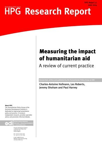 humanitarian thesis A practitioner is known as a humanitarian an informal ideology humanitarianism is an informal ideology of practice it is the doctrine that people's duty is.