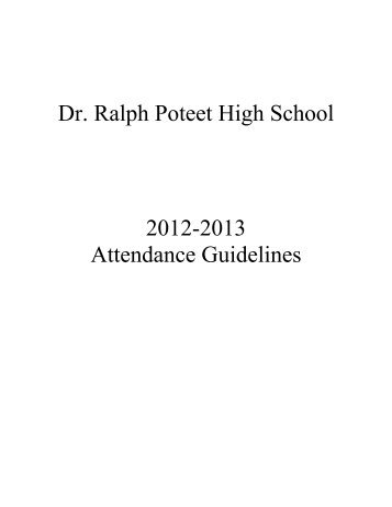 Attendance Guidelines - Mesquite ISD