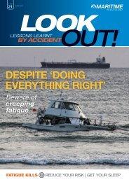 Lookout! - Maritime New Zealand