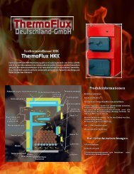 Produktinformationen - Thermoflux Deutschland GmbH