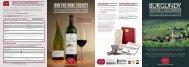 BURGUNDY - The Wine Society