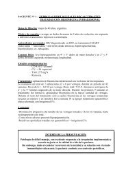 PACIENTE N° 1 - Sociedad Argentina de Dermatología