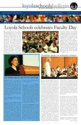 loyolaschoolsbulletin - Ateneo de Manila University
