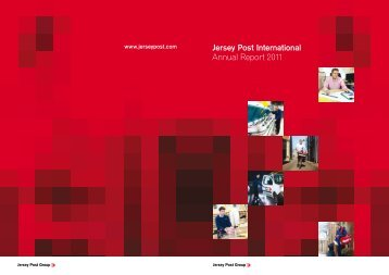 Jersey Post International Annual Report 2011 - States Assembly