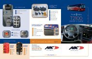 T2100 Drivers Guide - ABC Companies