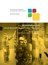 Wirtschaftsregion Anhalt-Bitterfeld | Dessau-Roßlau | Wittenberg ...