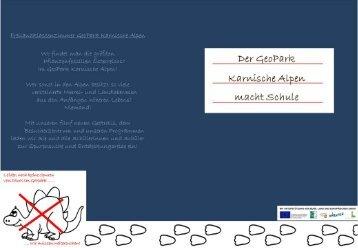 JOANNEUM RESEARCH - Geopark Karnische Alpen