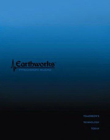 Earthworks Catalog (2006) - RecordingHacks