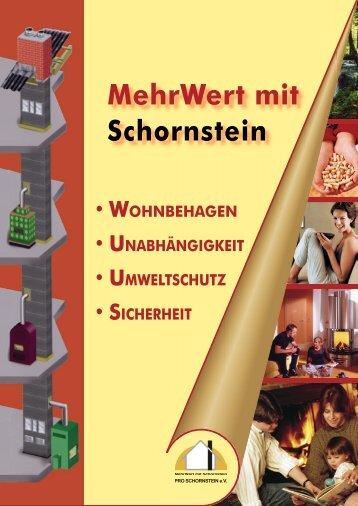 MehrWert mit Schornstein - Initiative Pro Schornstein