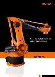 KR 700 pA - KUKA Robotics
