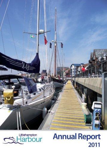 View Annual Report - Littlehampton Harbour Board