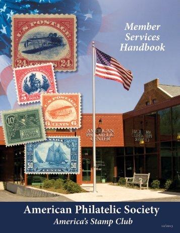 pdf format - American Philatelic Society