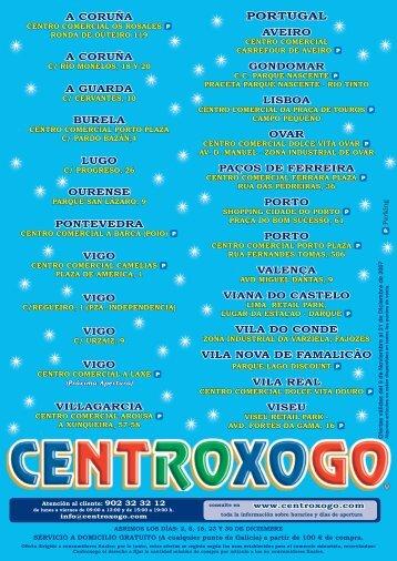 PORTUGAL - Centroxogo