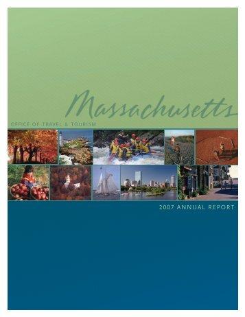 2007 annual report - Massachusetts