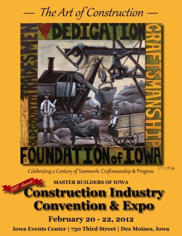 February 20 – 22, 2012 - Master Builders of Iowa