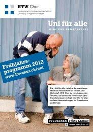 Uni für alle - vilan24.ch