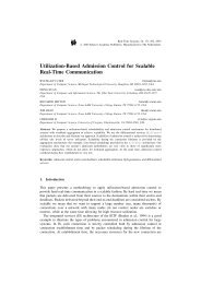 Utilization-Based Admission Control for Scalable Real-Time ...