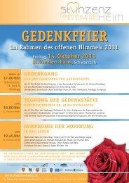 im Rahmen des offenen Himmels 2011 - St. Vinzenz Heim