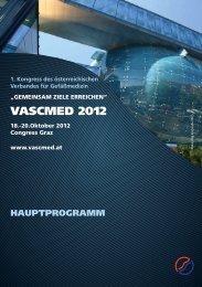 VASCMED 2012 - Klinische Abteilung für Gefäßchirurgie