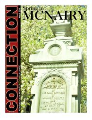 March 2011 - McNairy County Chamber of Commerce