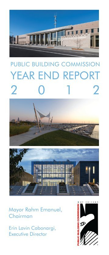 2012 Year End Report is Available Here - the Public Building ...